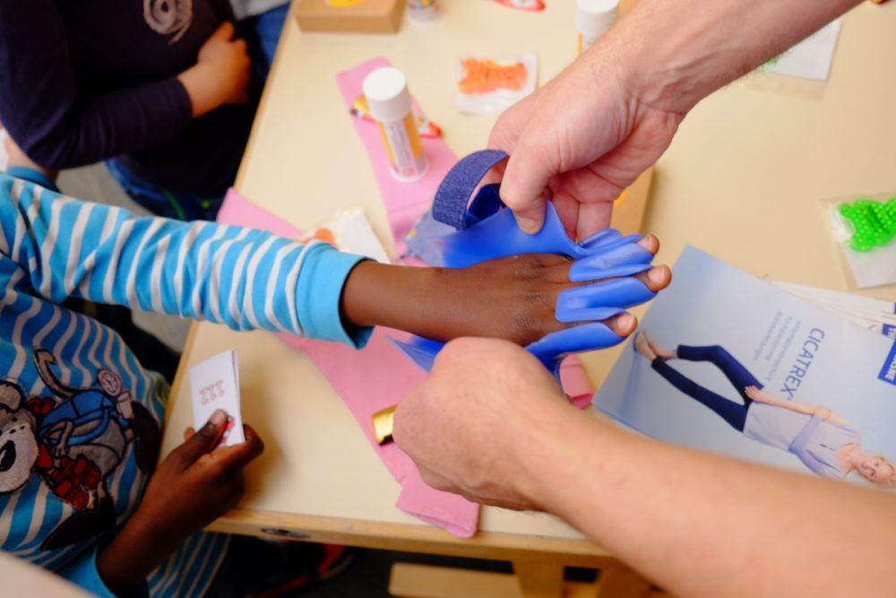 Tag des brandverletzten Kindes 3
