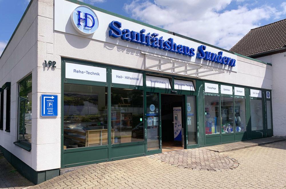 Sanitätshaus Sundern Heiden & Dömer